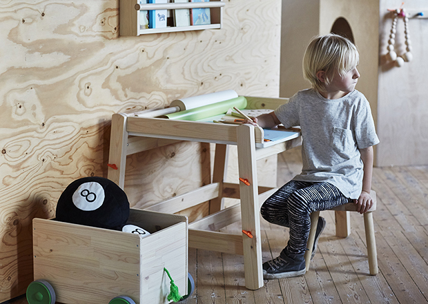 Flisat : la nouvelle collection ikea « montessori friendly