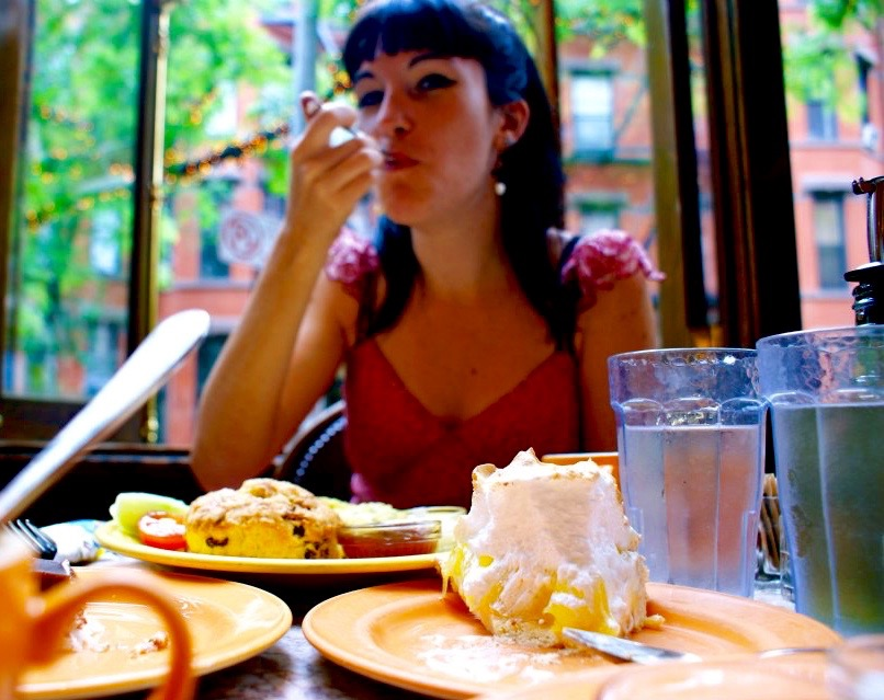 où manger à new york ? café lalo pour un brunch
