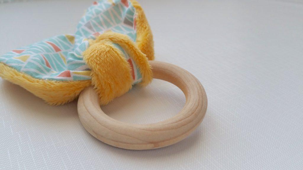 Comment fabriquer un hochet lapin